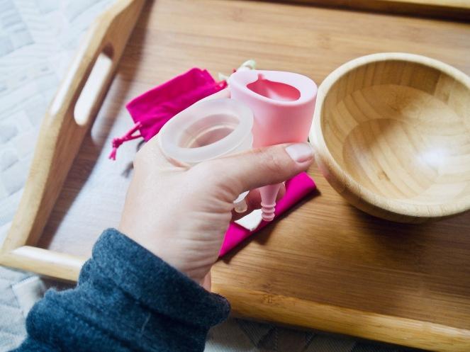 #16 Žena ženám – menstruační kalíšek